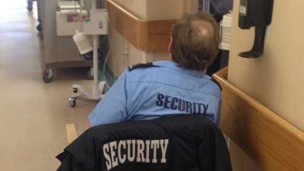 Story image for security guard from CBC.ca
