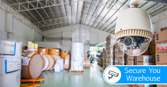 Secure Your Warehouse