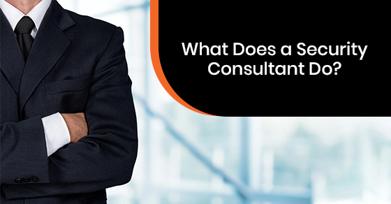 What Does a Security Consultant Do?